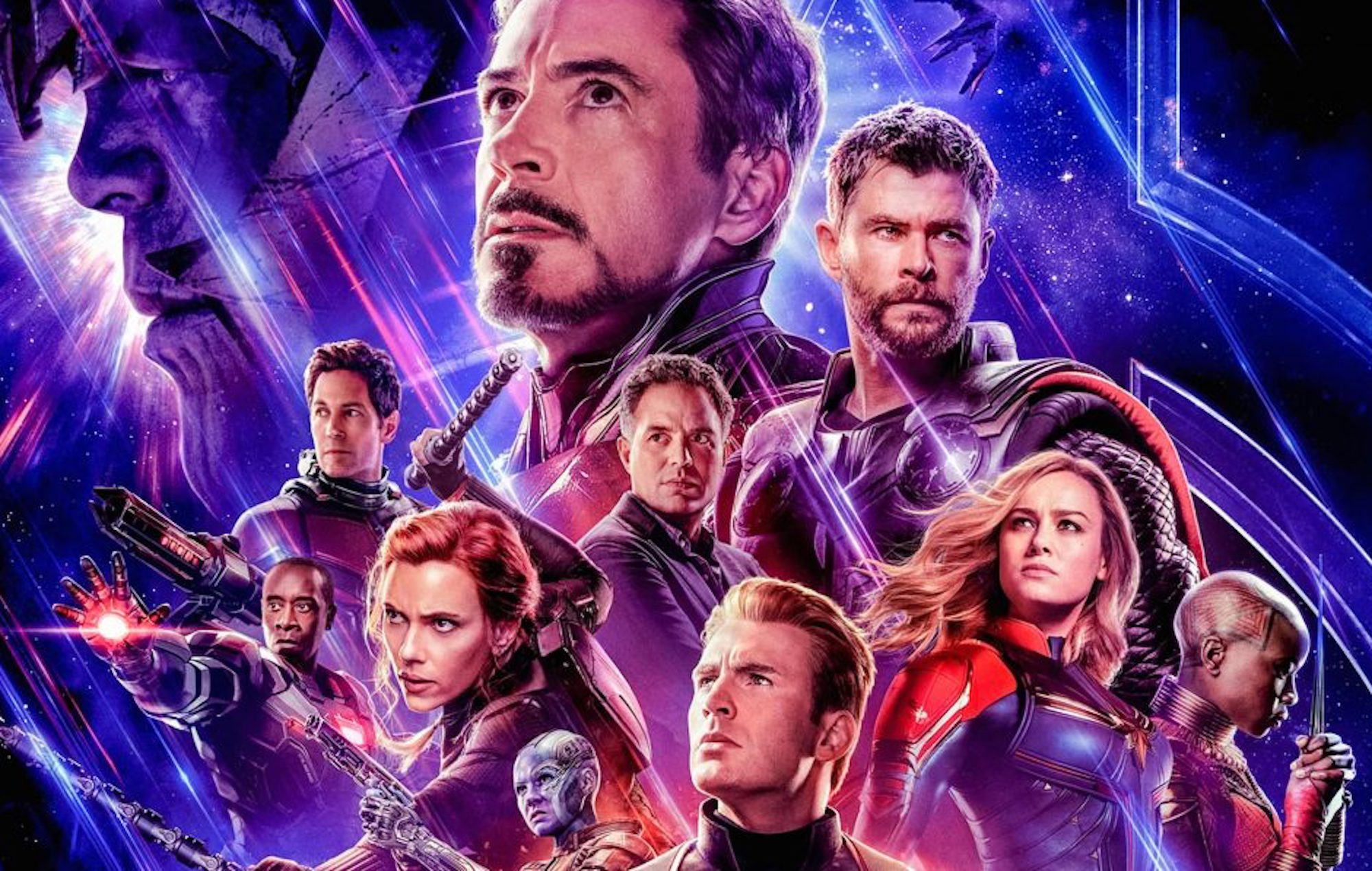 The Marvel Cinematic Universe's Movies, Ranked #22 to #1
